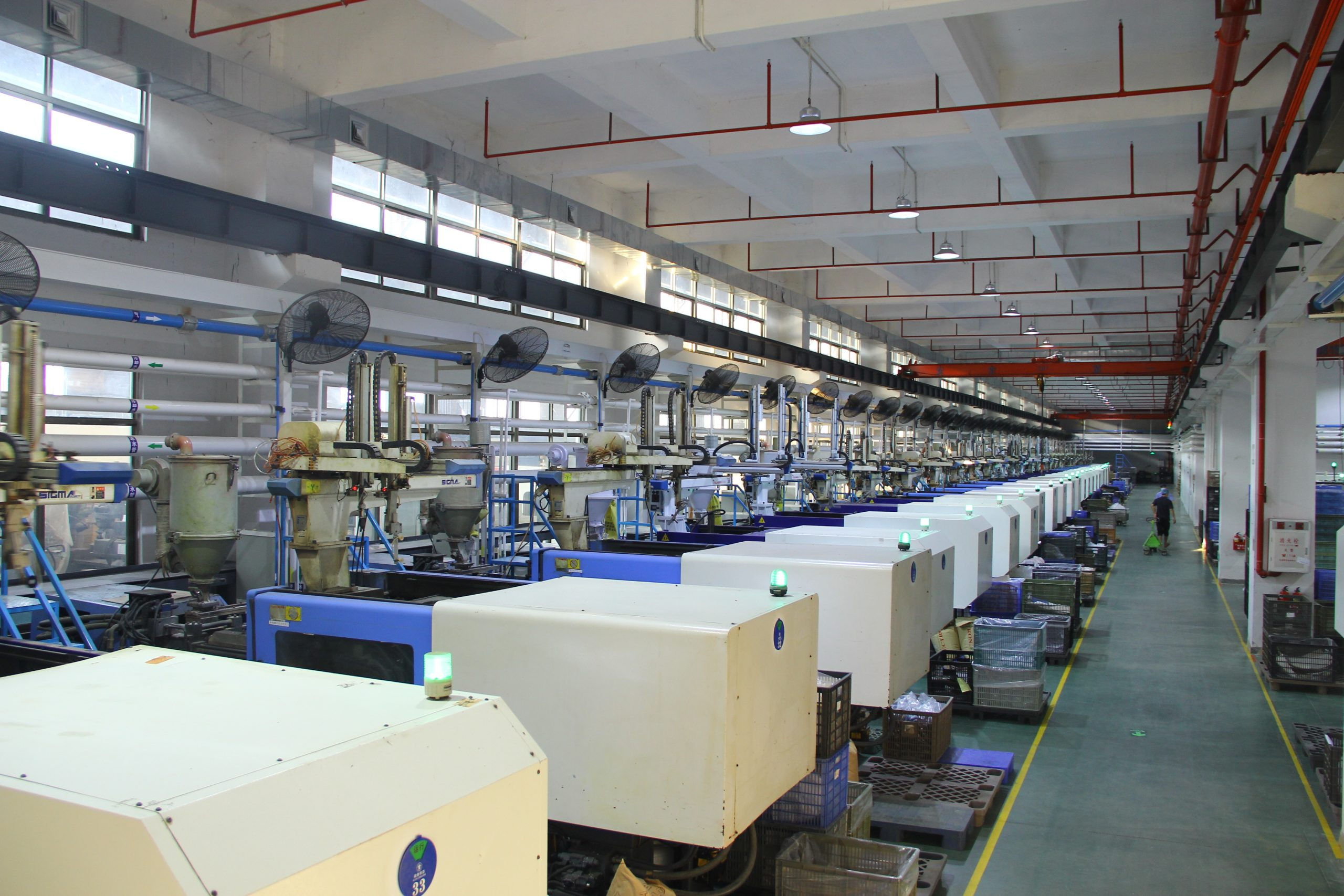 We are a Plastic Injection Molding factory in Dongguan, China