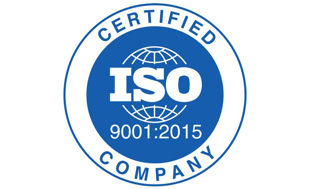 We are a plastic product factory certified by ISO.