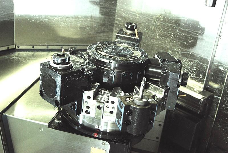 EMD放电加工机